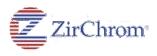 ZirChrom DiamondBond Sachtopore ProTain Rhinophase zirconia HPLC Columns